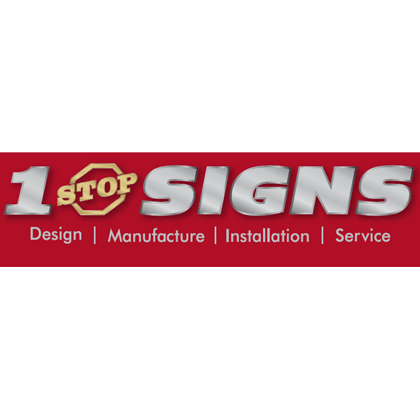 1 Stop Signs