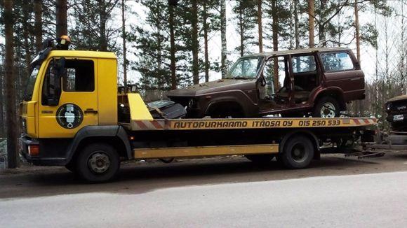 Autopurkaamo Itäosa Oy