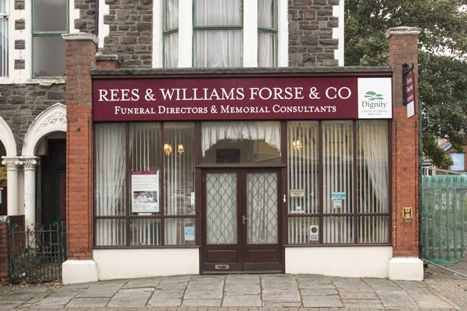 Rees & Williams Forse & Co Funeral Directors