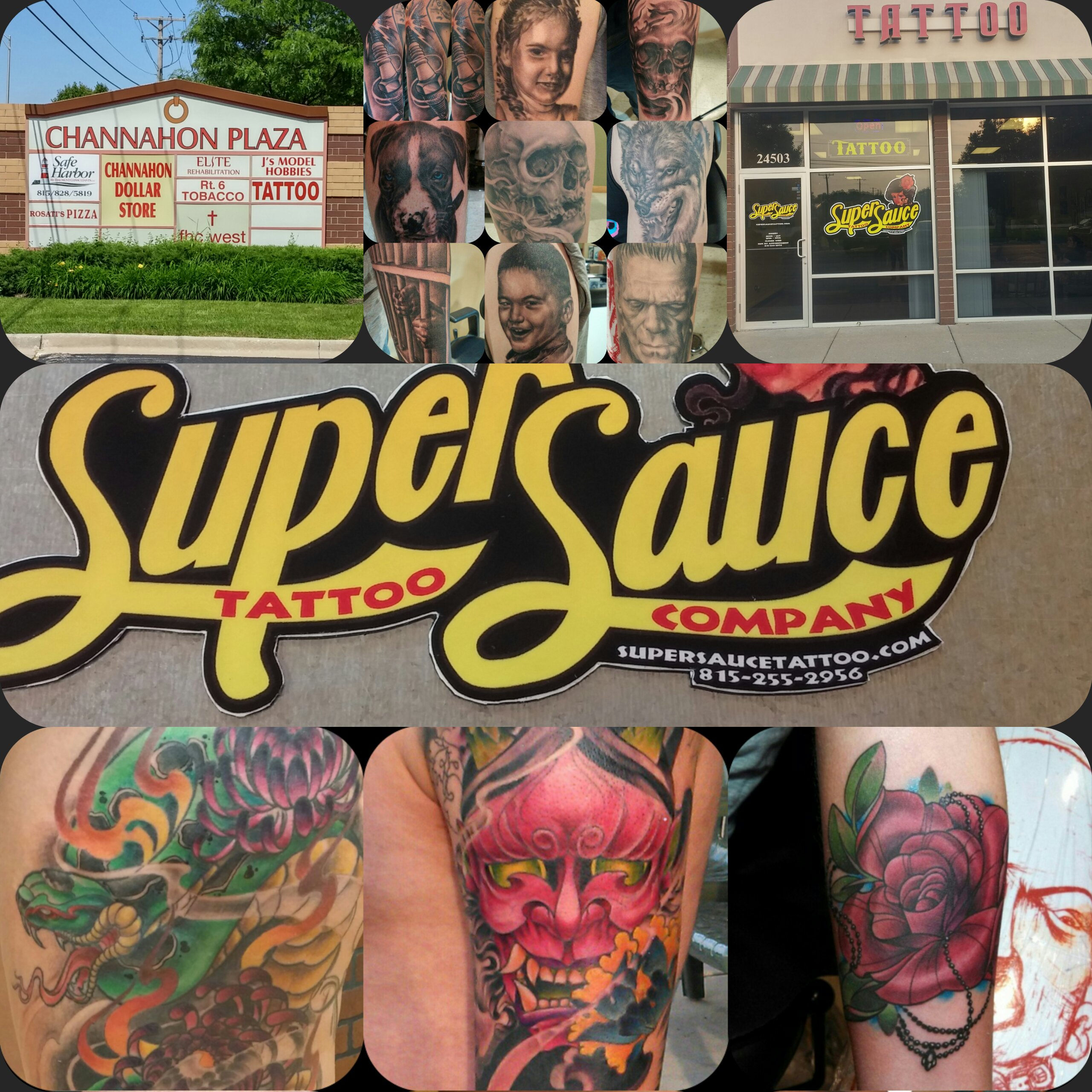 Supersauce Tattoo Company