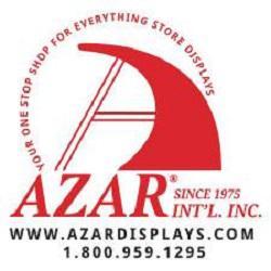 Azar Displays - Paramus, NJ 07652 - (800)959-1295 | ShowMeLocal.com