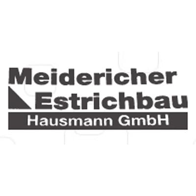 Bild zu Meidericher Estrichbau Hausmann GmbH in Duisburg