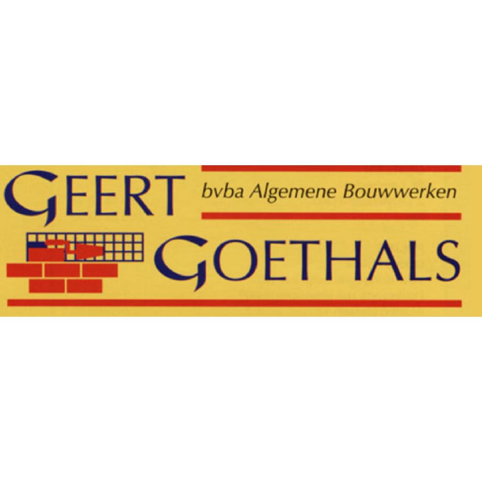 Bouwwerken Geert Goethals