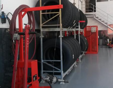 Neumáticos Medina