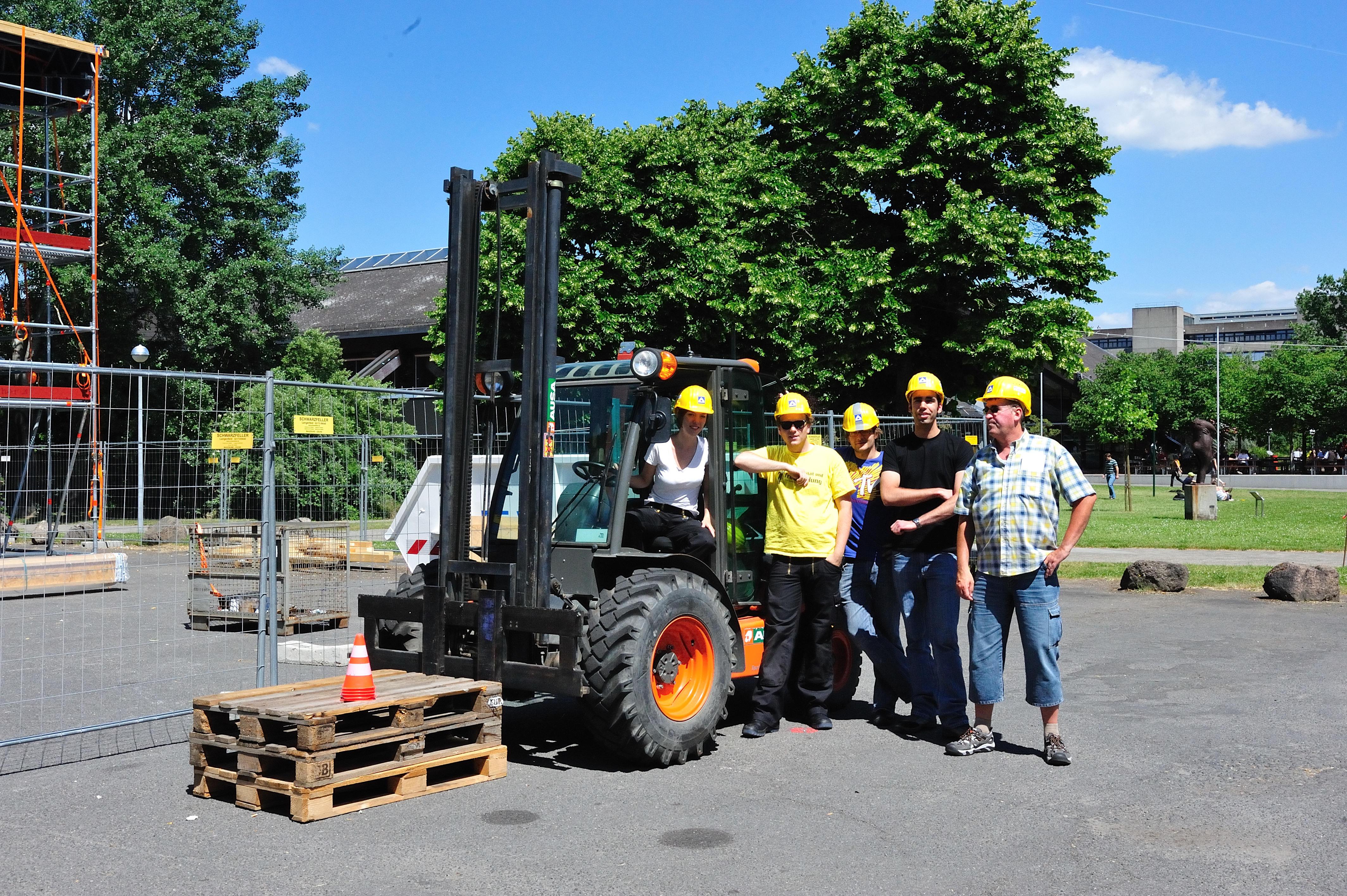 Schulungszentrum für Bauwesen und Logistik