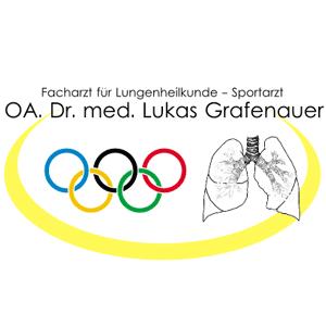 OA Dr. med. Lukas Grafenauer in 2100 Korneuburg Logo
