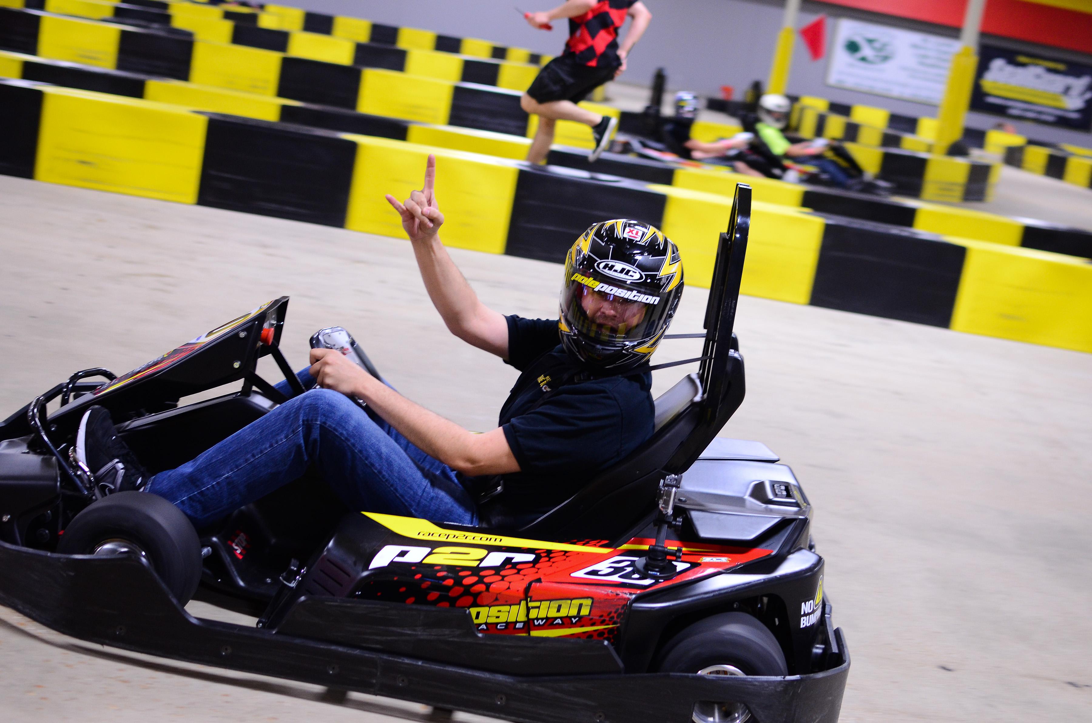 Pole Position Raceway St. Louis image 0