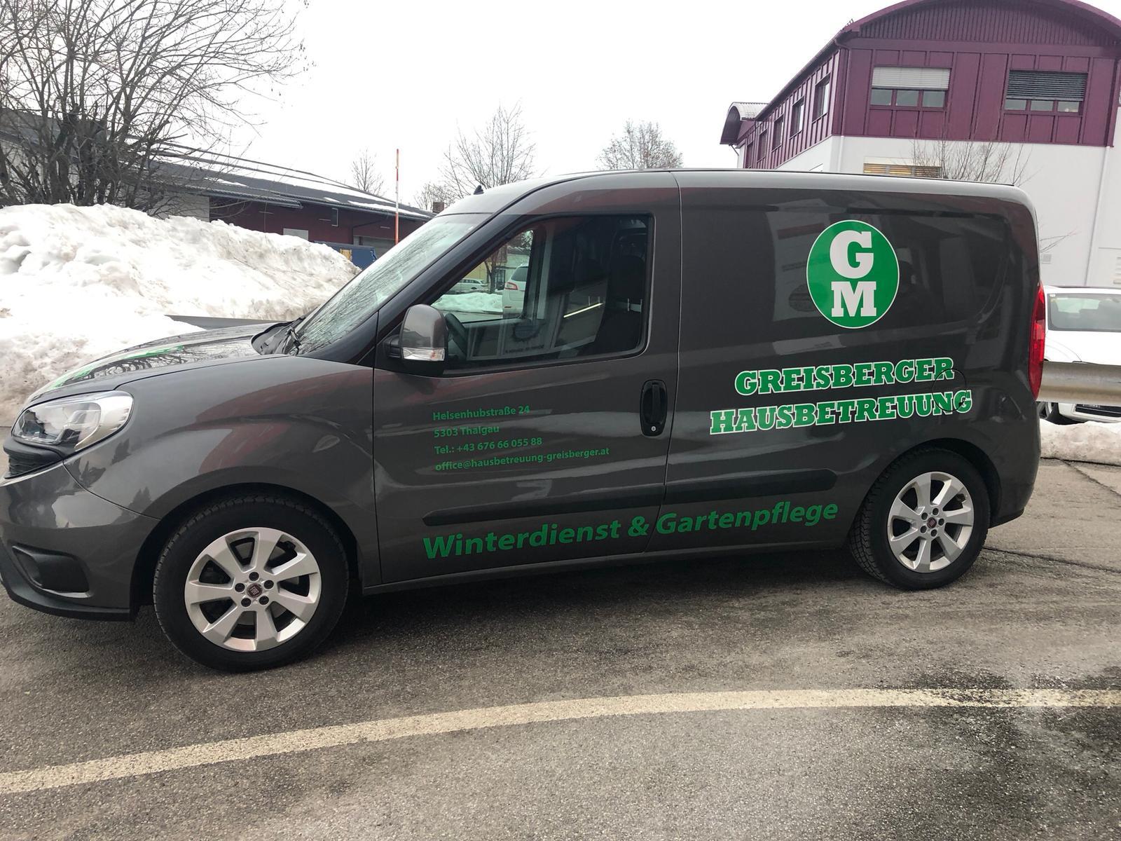 Greisberger  Hausbetreuung/Winterdienst