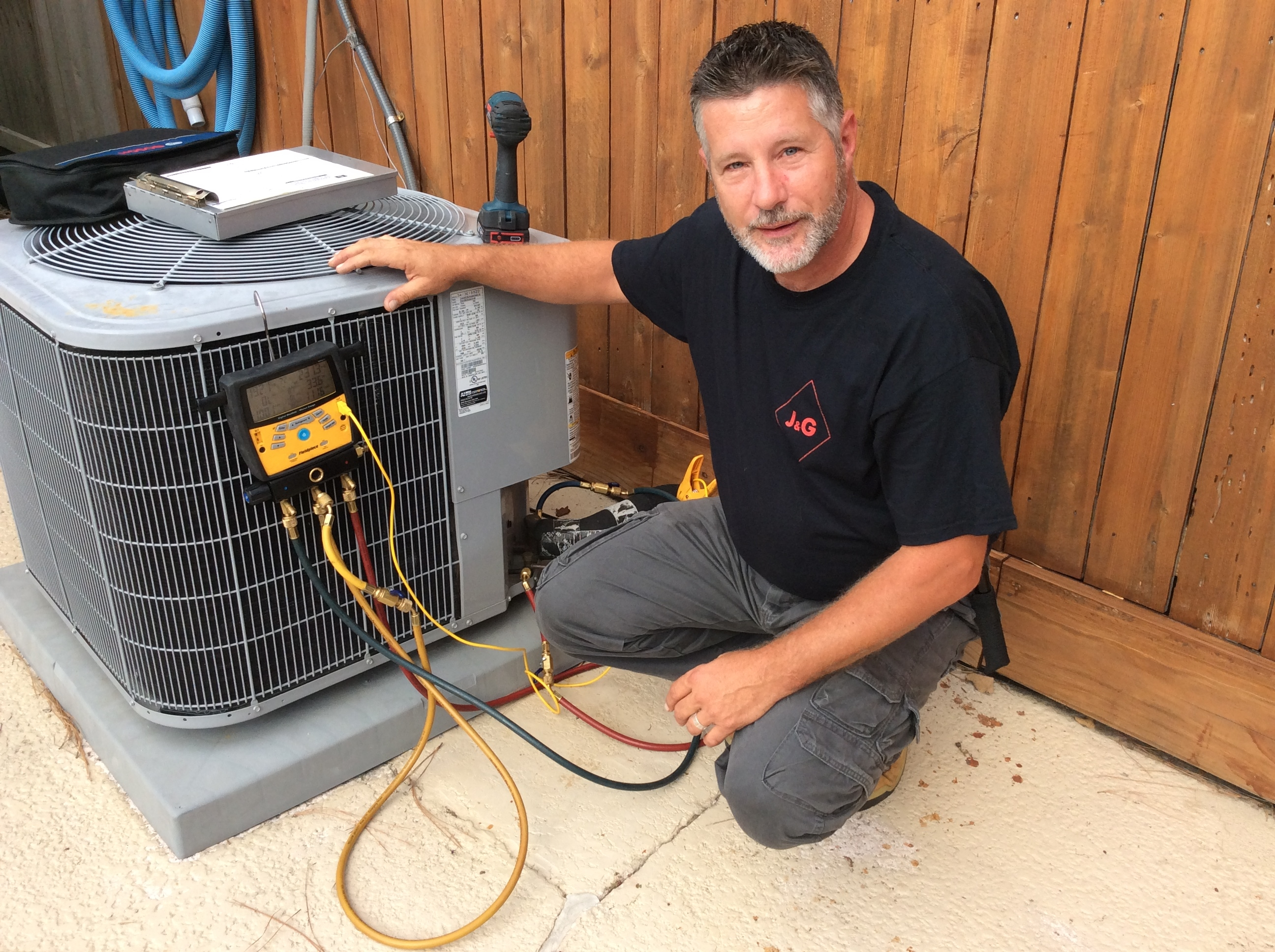 J Amp G Heating And Air Conditioning Houston Texas Tx