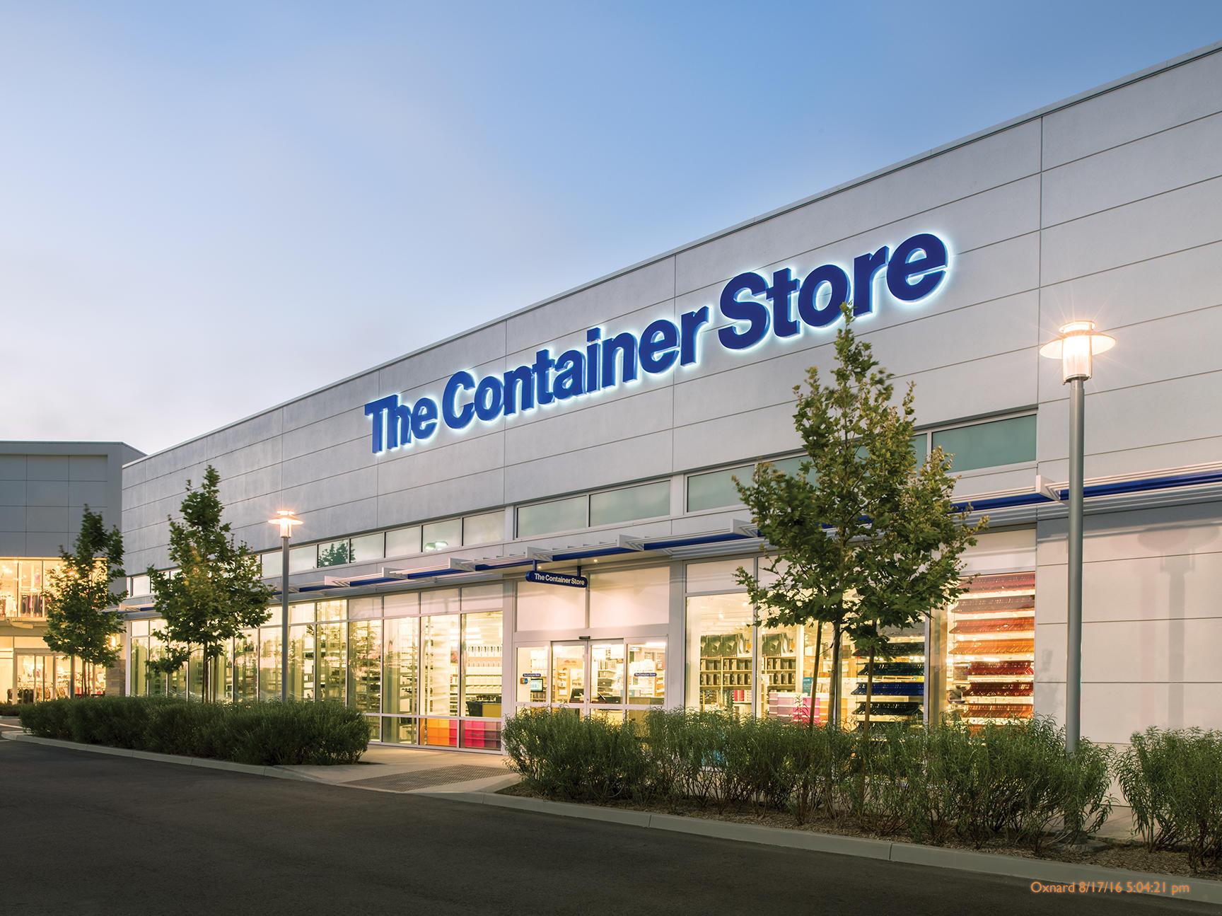 The Container Store Oxnard California Ca