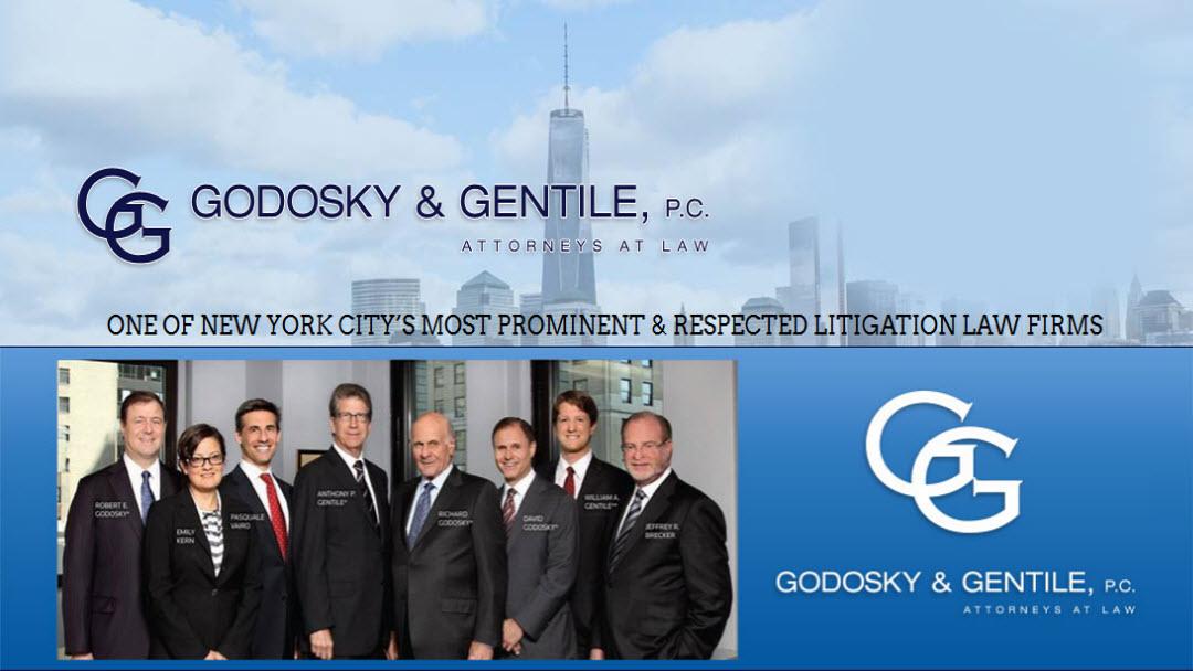 Godosky & Gentile, P.C. - ad image