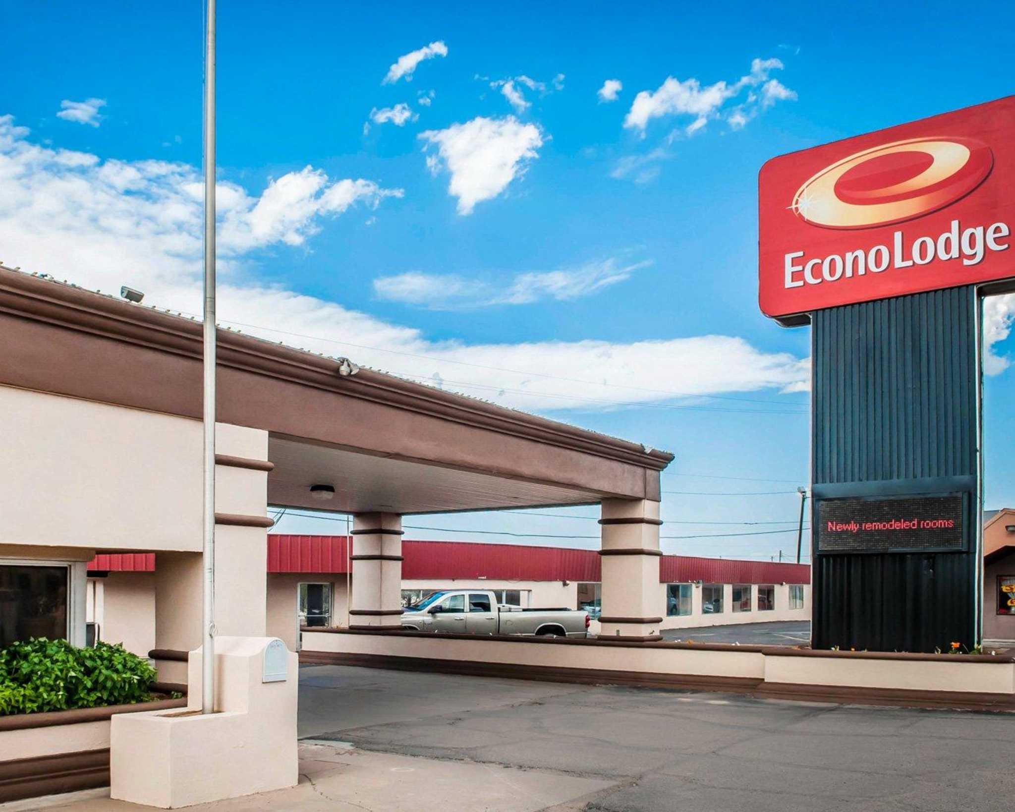 Econo Lodge Clovis New Mexico Nm