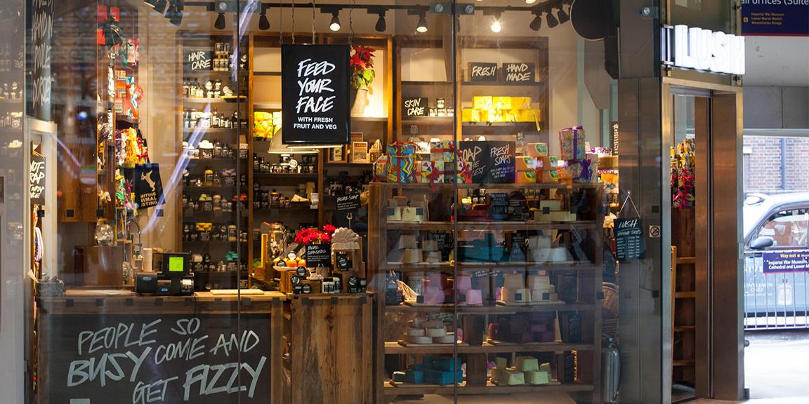 Waterloo shop front