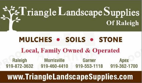 Triangle Landscape Supplies, Garner