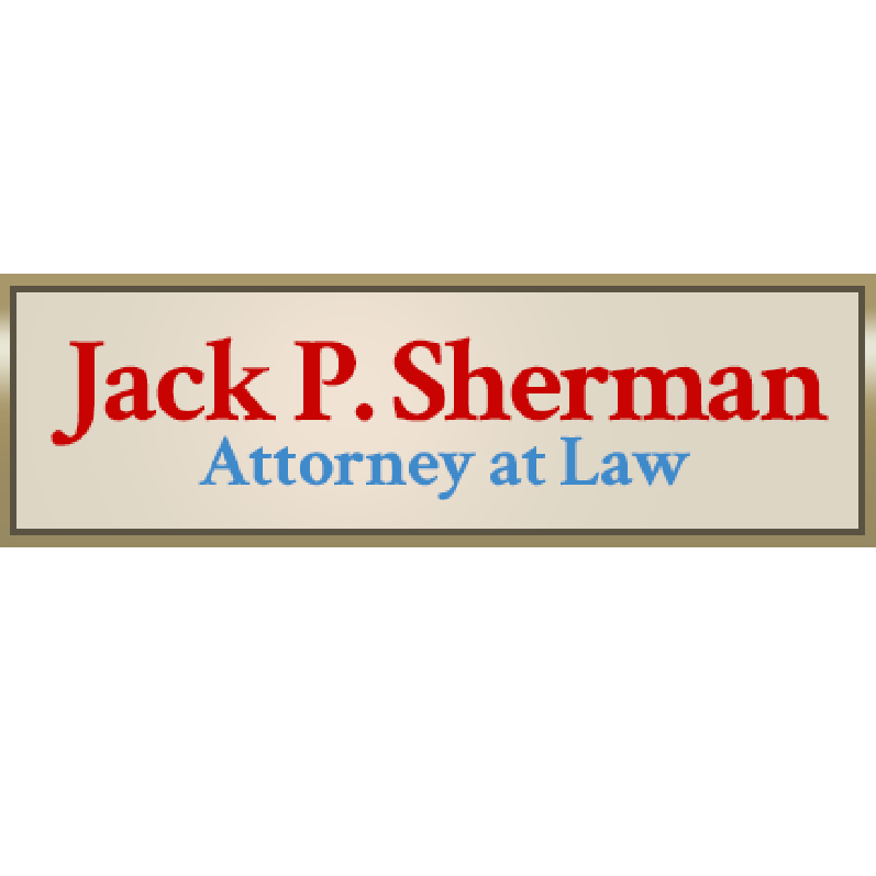 photo of Jack P. Sherman, Attorney At Law