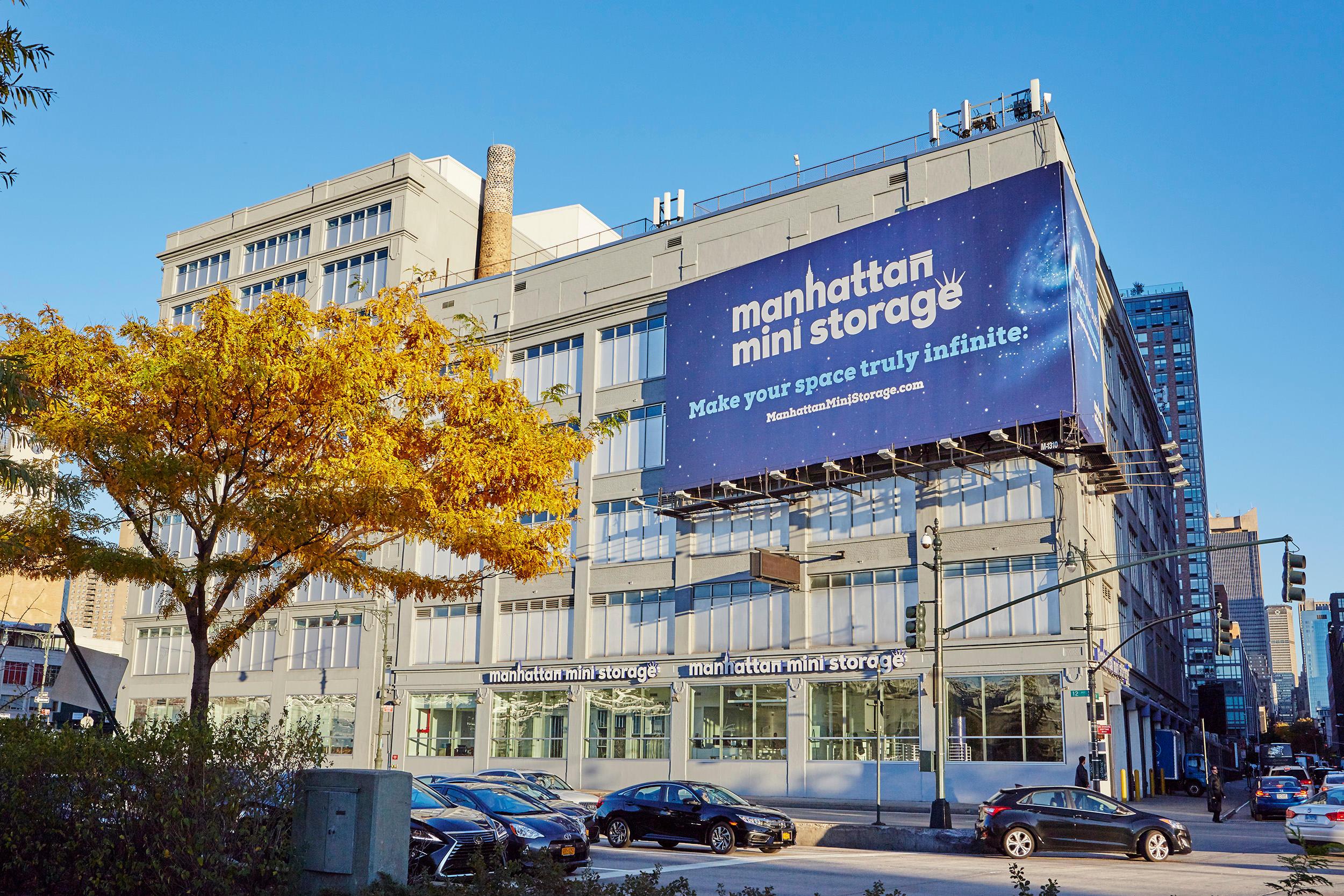 Manhattan Mini Storage 5030 Broadway Dandk Organizer