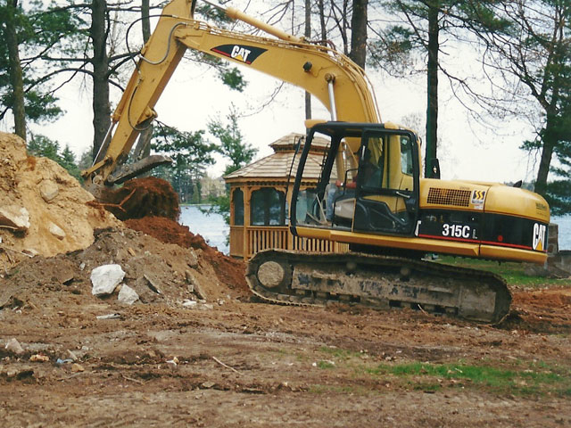 Wd Bach Excavating & Consulting Llc