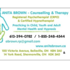 Anita Brown Counselling & Therapy