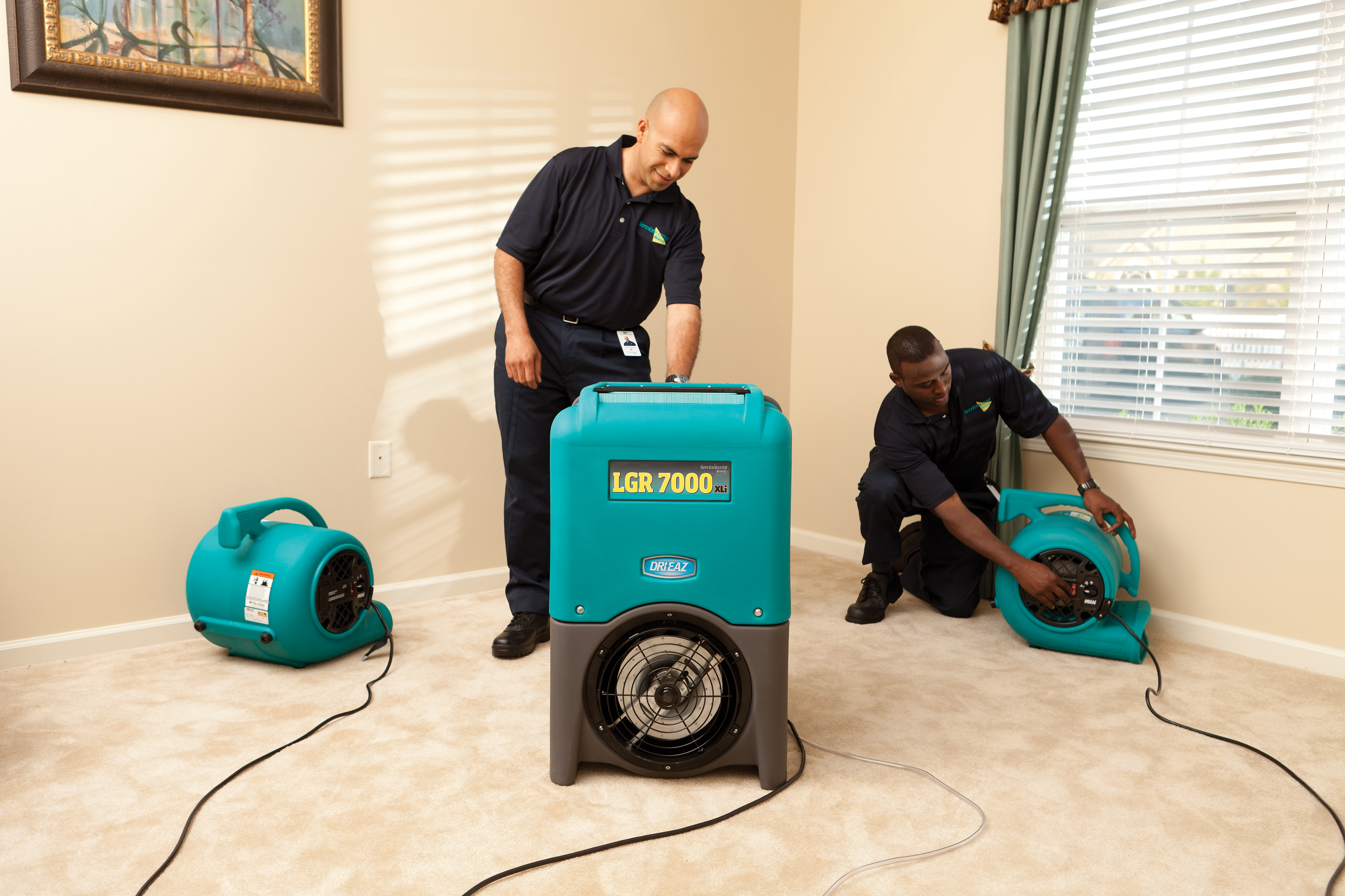 ServiceMaster Disaster Clean Up Services
