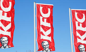 Bild der Kentucky Fried Chicken