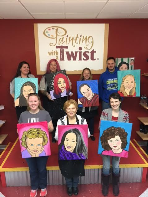 Painting with a twist coupons near me in mt laurel 8coupons for Painting with a twist chicago