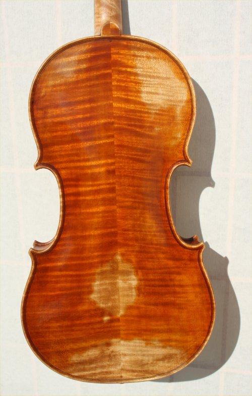 Mästarverkstad för Violin- och Cellobygge