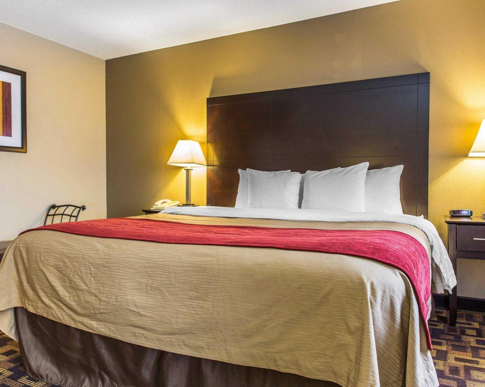 Quality Inn Lincolnton North Carolina Localdatabase Com