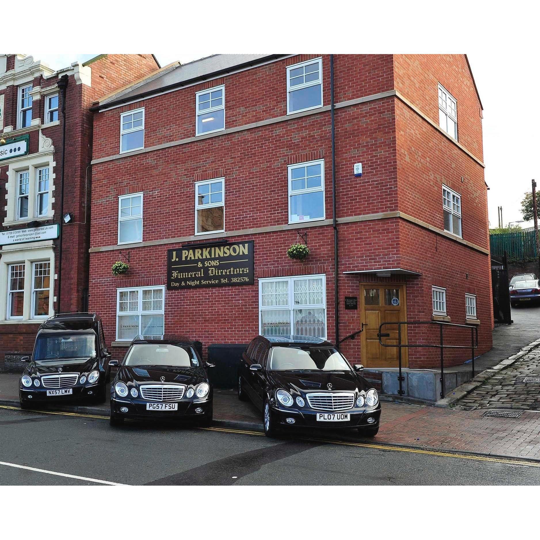 J Parkinson & Sons - Rotherham, South Yorkshire S60 1BB - 01709 382576 | ShowMeLocal.com