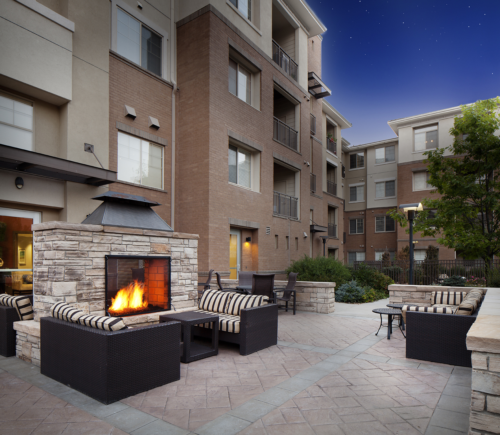 Parliament Apartments: Presidio Apartments, Denver Colorado (CO)