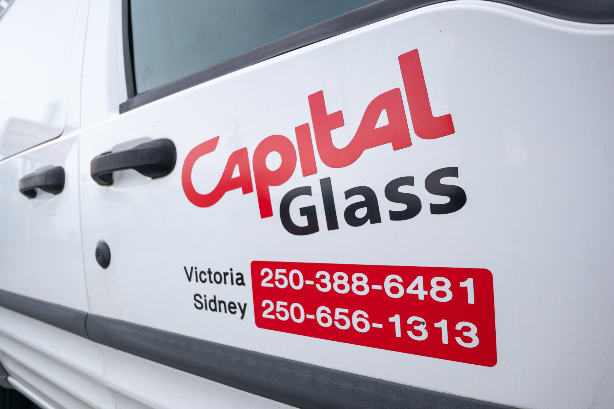 Capital Auto Glass & Upholstery Ltd in Victoria