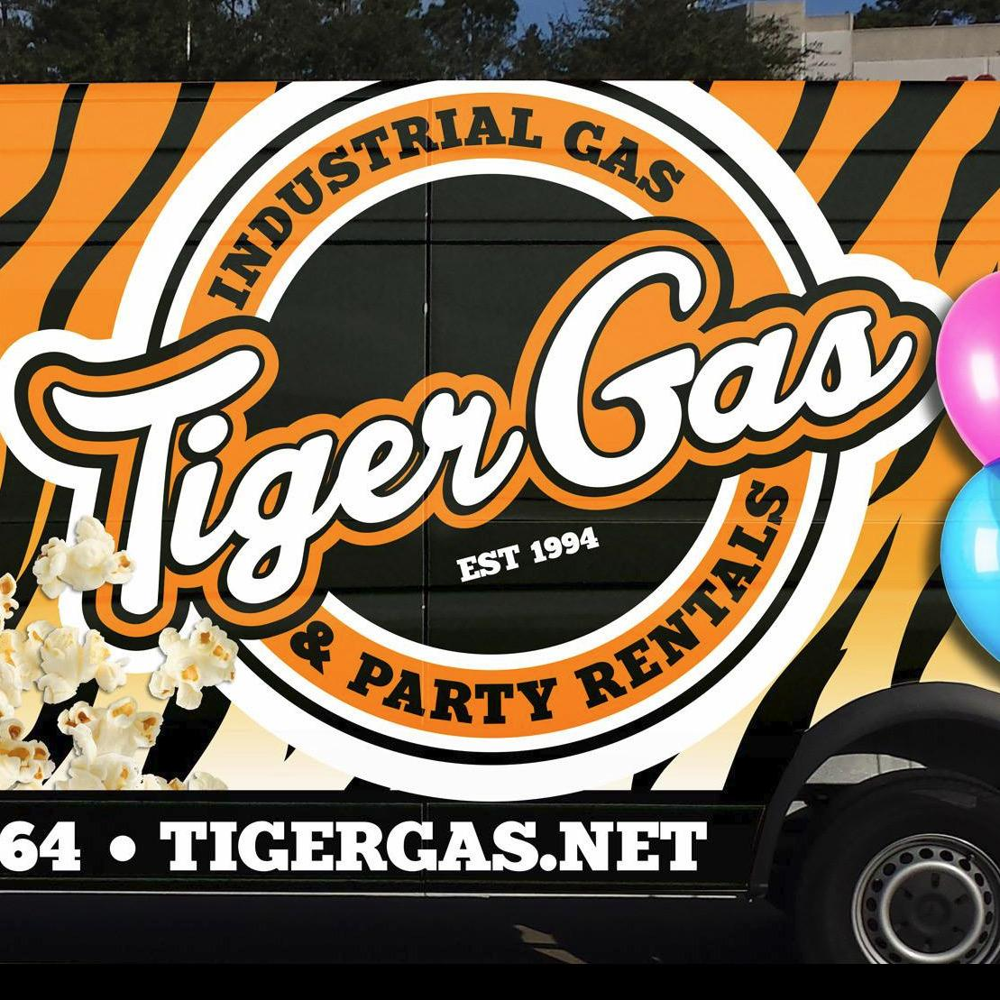 image of the TIGER Gas