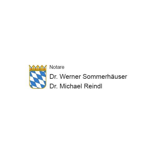 Notare Dr. Werner Sommerhäuser & Dr. Michael Reindl Logo