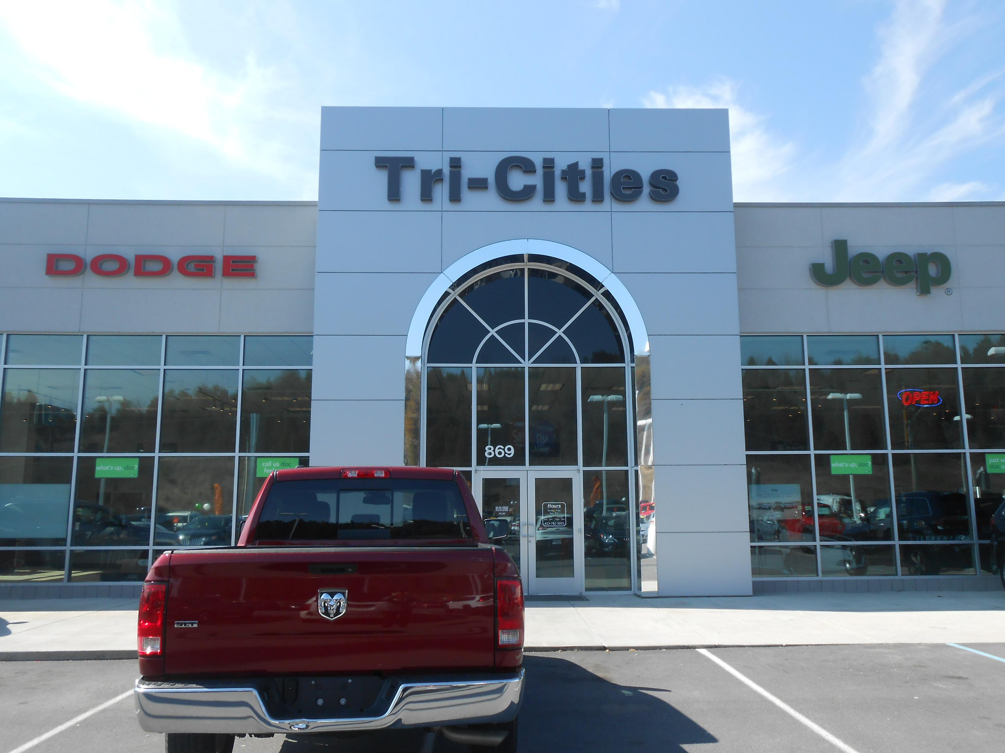Tri Cities Dodge >> Tri-Cities Chrysler Dodge Jeep Ram, Kingsport Tennessee (TN) - LocalDatabase.com