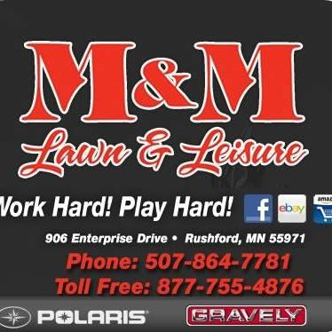 M & M Lawn & Leisure Rushford - Rushford, MN 55971 - (507)864-7781 | ShowMeLocal.com