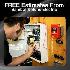 Sambol & Sons Electric