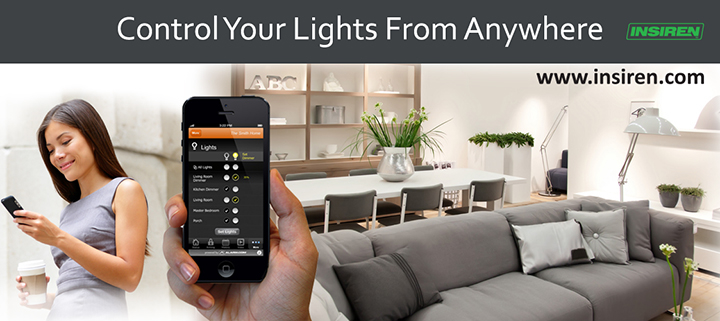 INSIREN -  Home & Business Alarm Security Systems | Home Automation | Energy Management