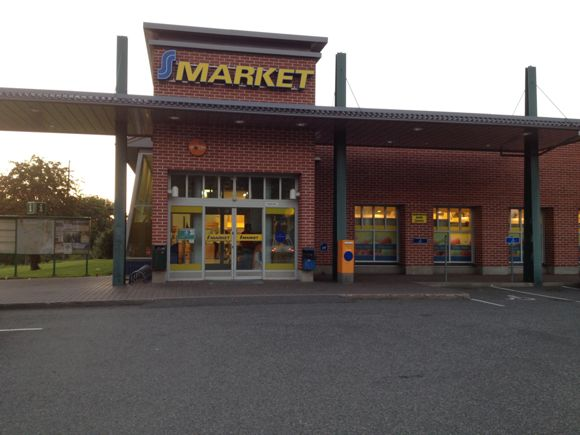 S-market Tohmajärvi