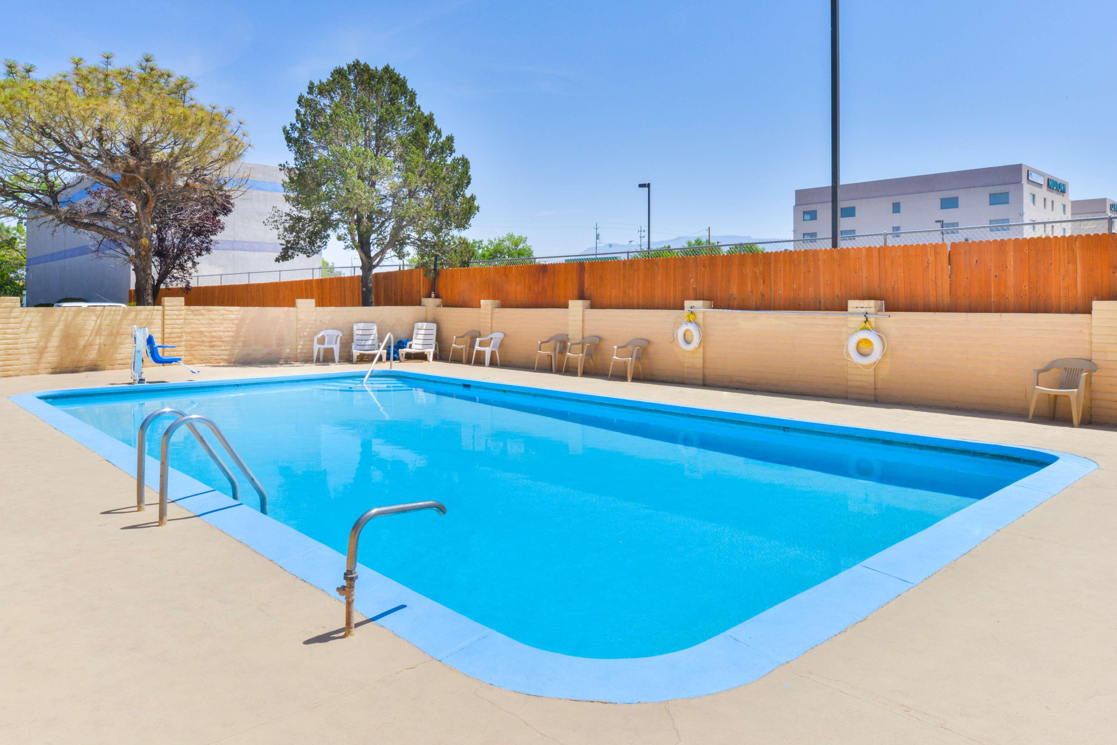 Americas Best Value Inn Midtown Albuquerque Albuquerque New Mexico