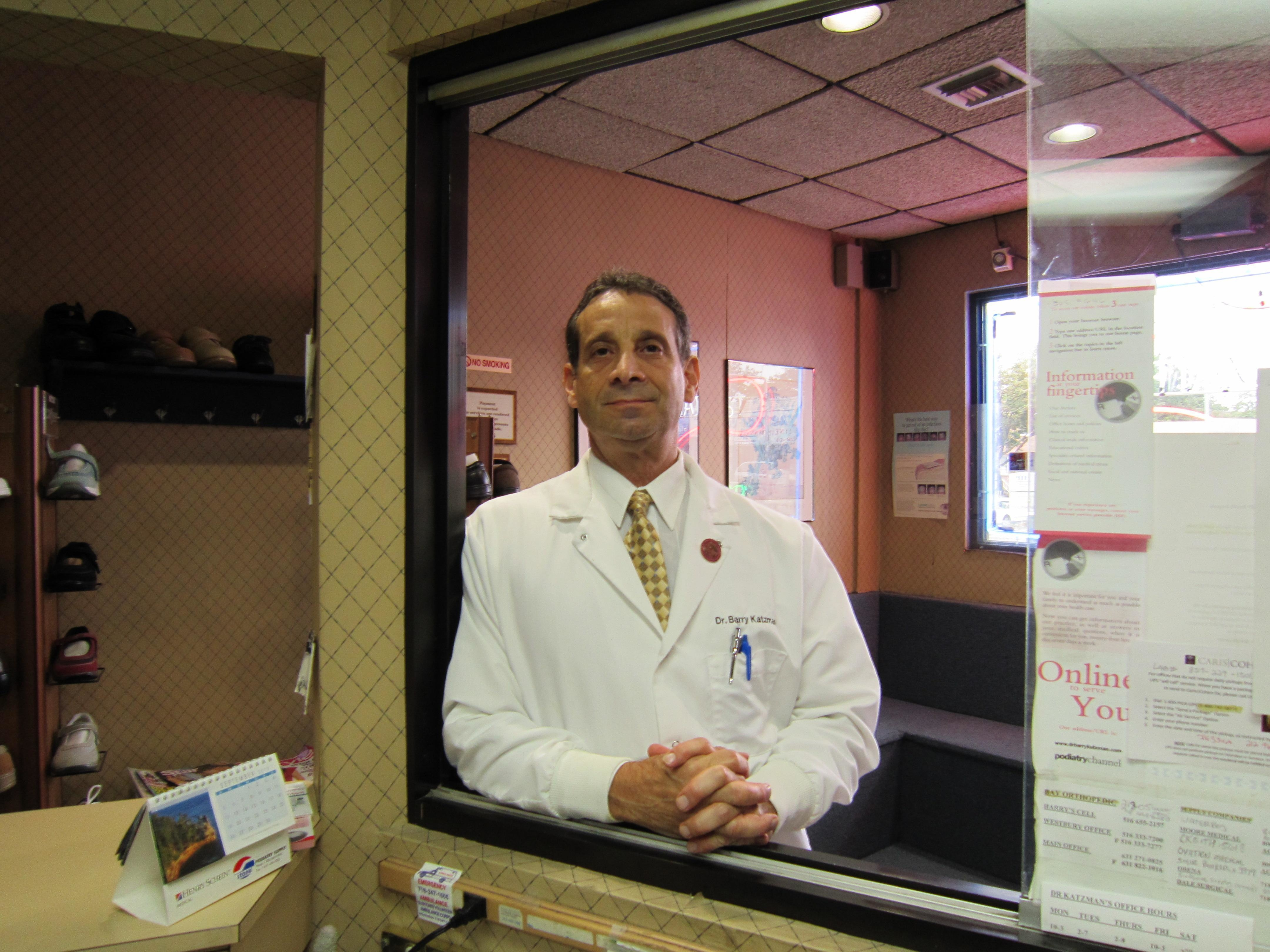 Dr Barry Katzman image 2