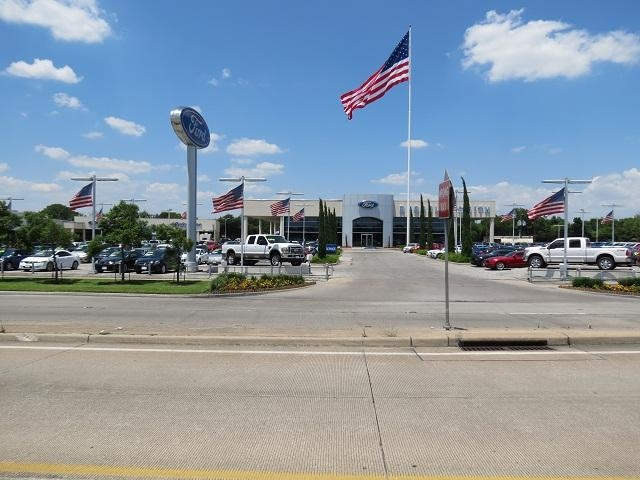 Russell Smith Ford 3440 South Loop West Houston Tx Auto