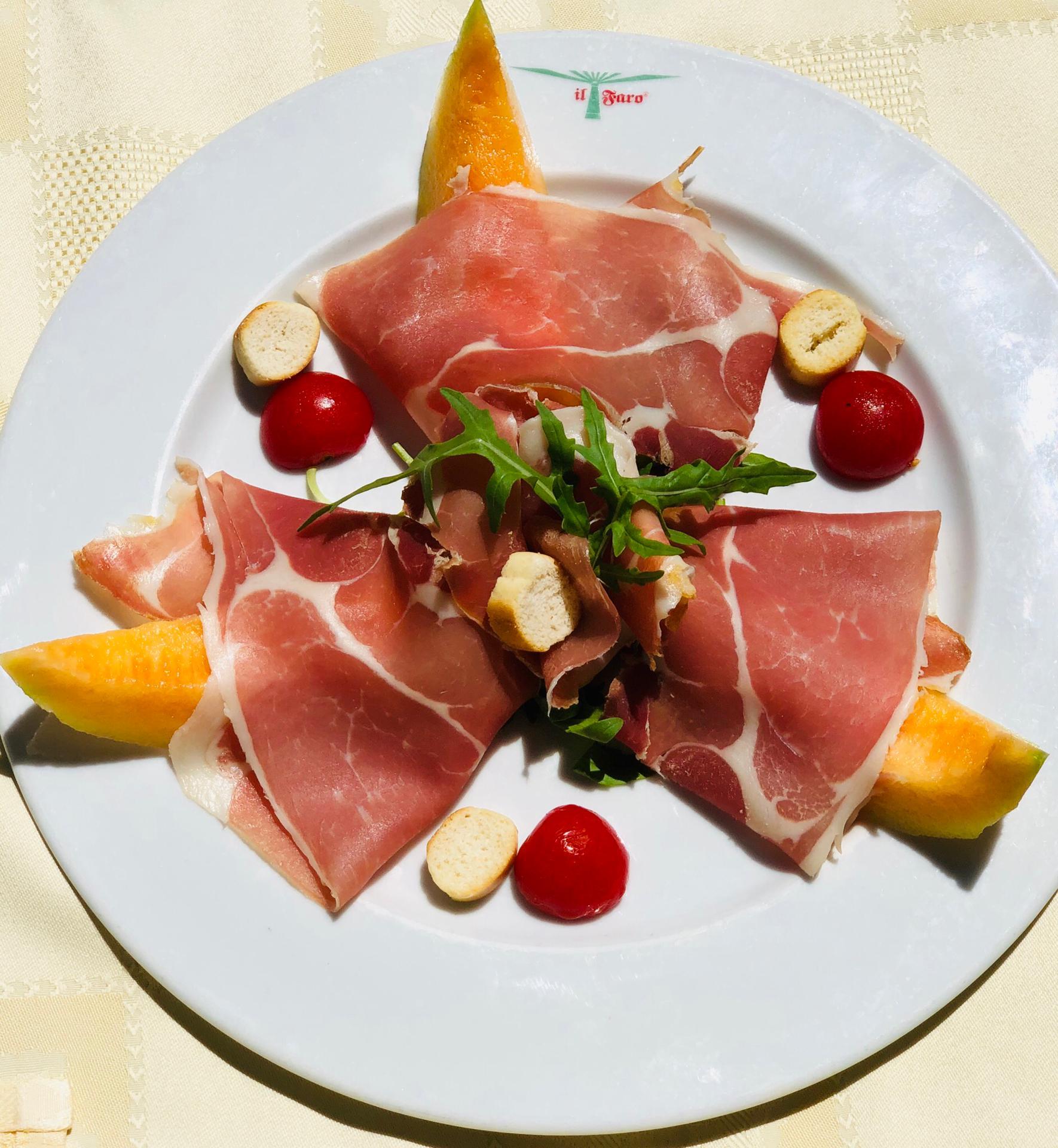 Restaurant il Faro Zentrum