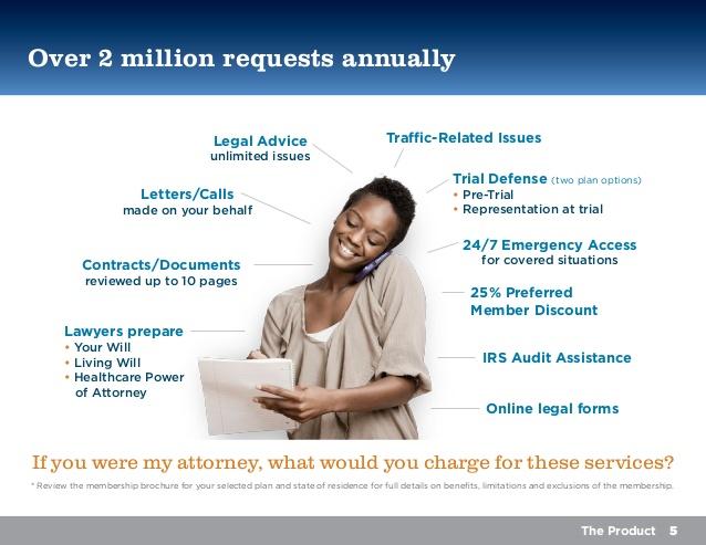 Attorney Referral Services