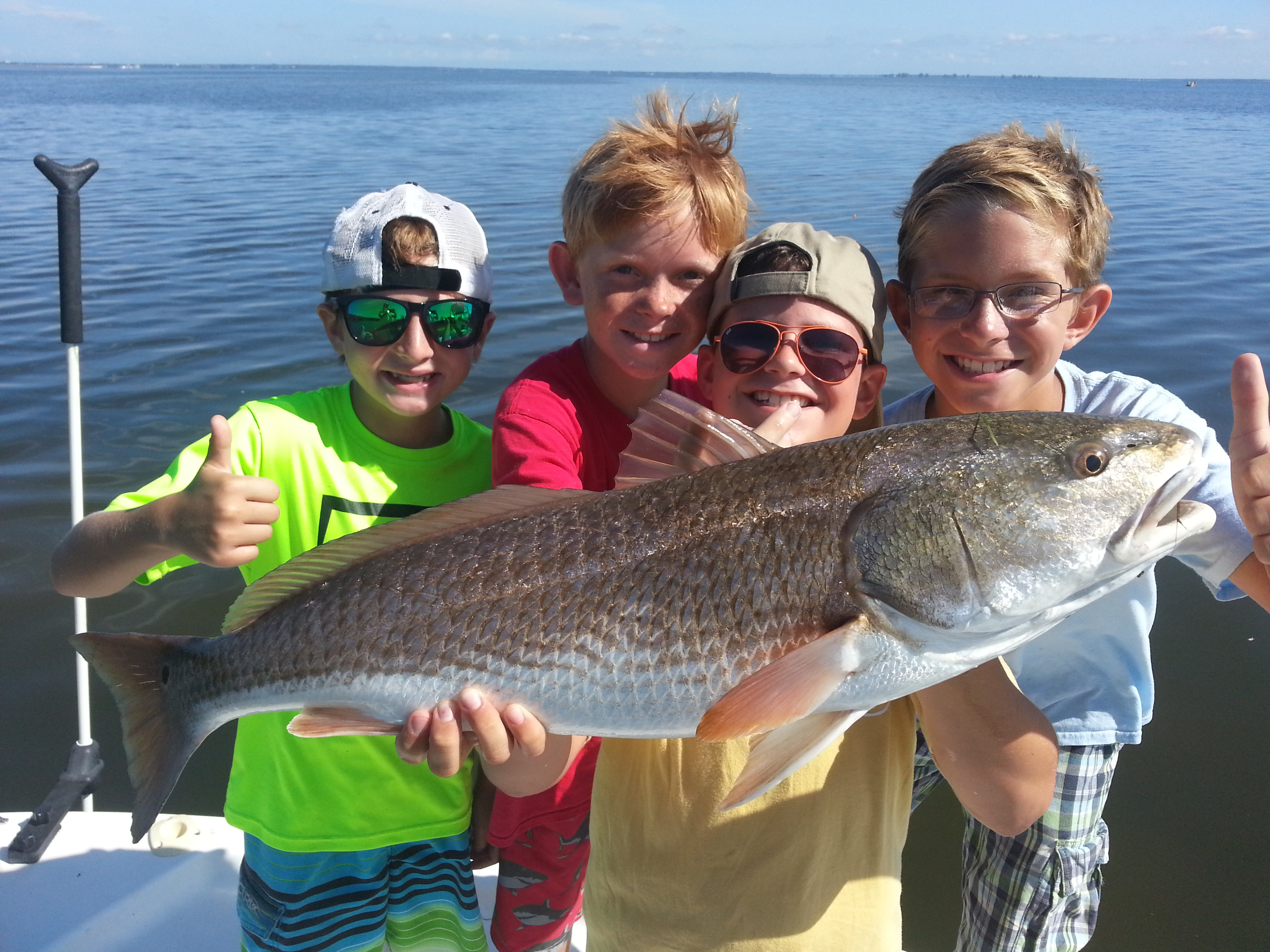 Tampa fishing charters inc tampa florida fl for Fishing charters tampa