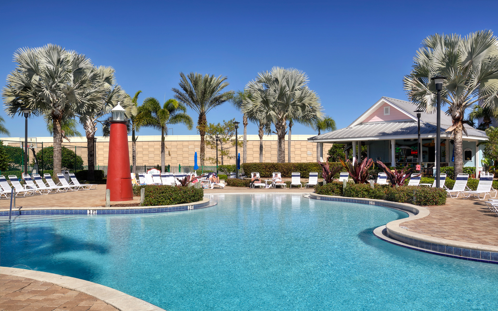 Inn At Calypso Cay In Kissimmee Fl 34746