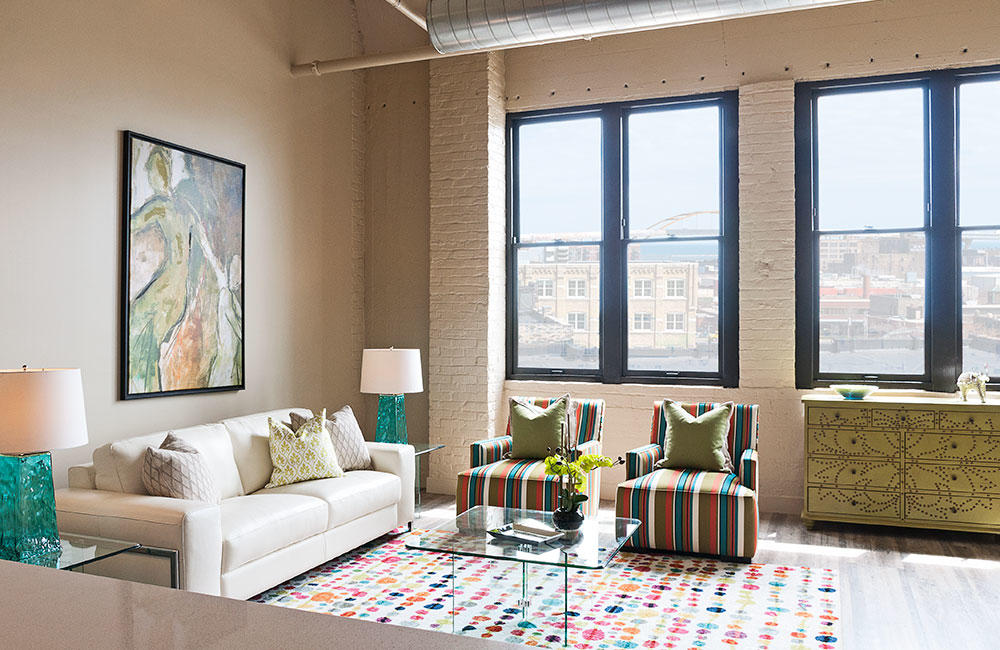 Brix apartment lofts in milwaukee wi 53204 for Milwaukee 1 bedroom apartments