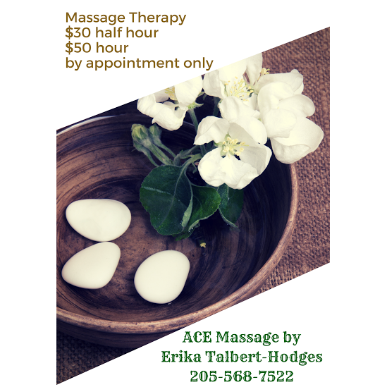 ACE Massage by Erika Talbert-Hodges