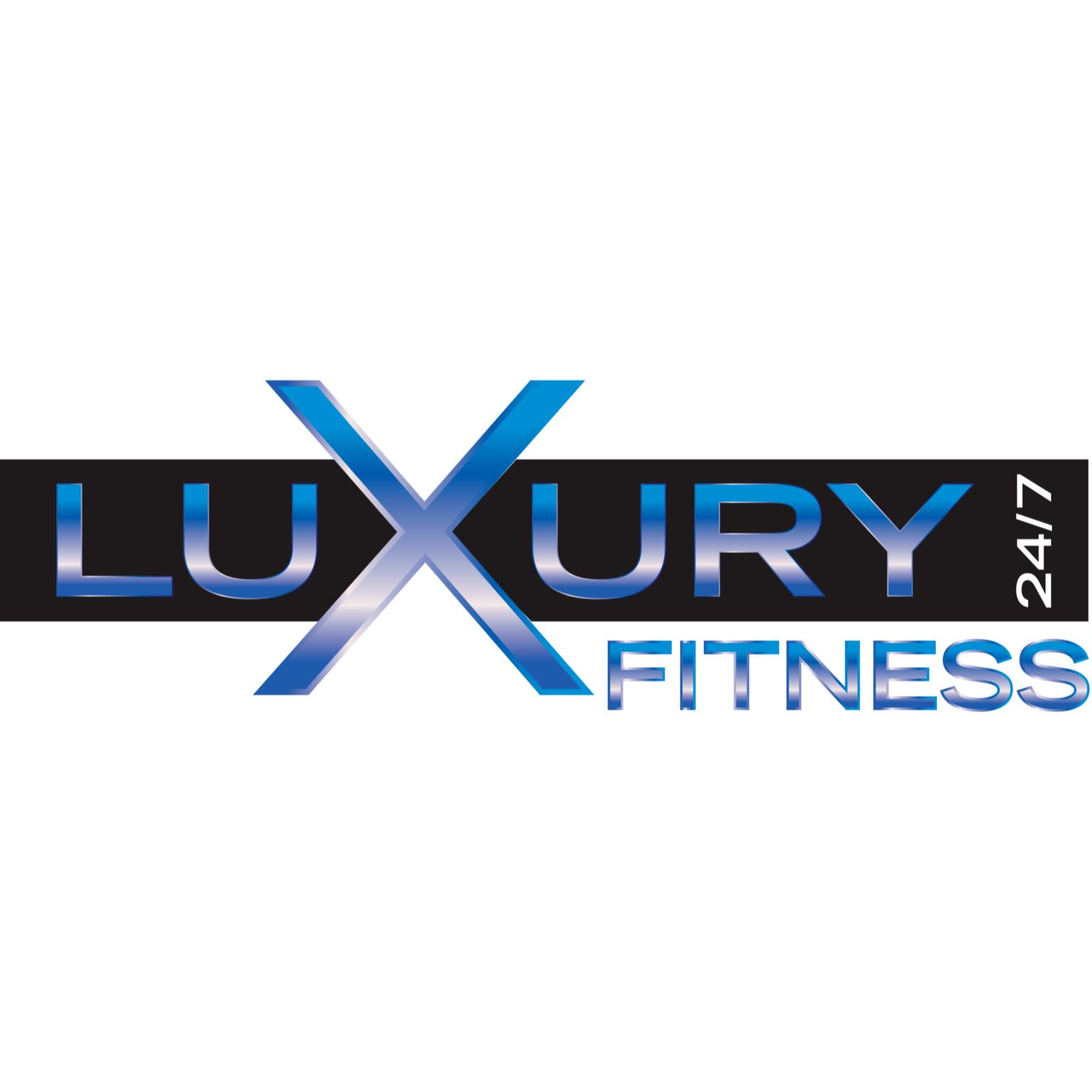 LuXury Fitness Logo
