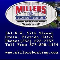 Millers Boating Center - Ocala, FL - Boat Dealers & Builders