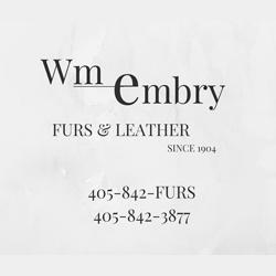Wm Embry Furs & Leather