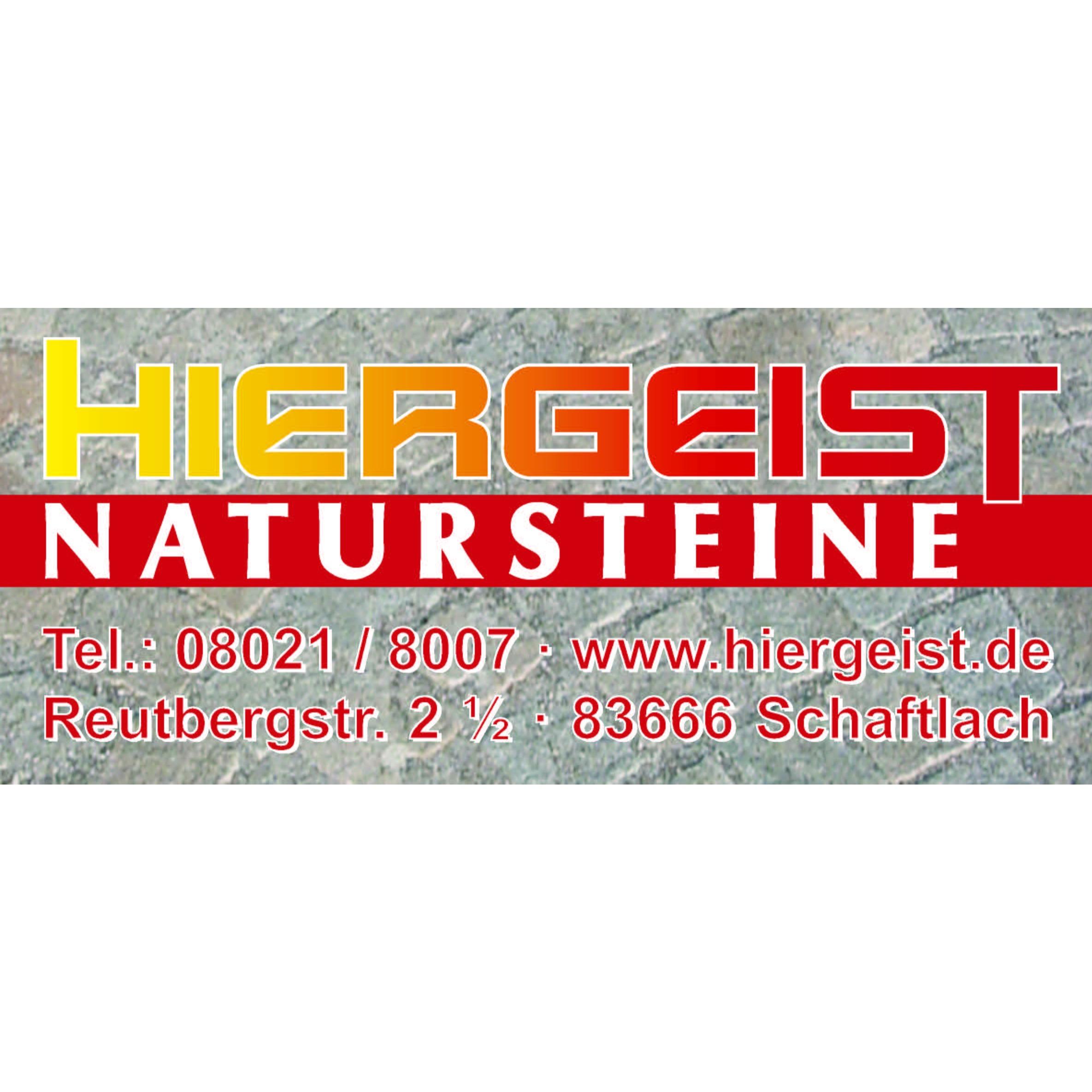 Bild zu Hiergeist Naturstein OHG in Waakirchen